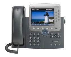Cisco IP Phone 7975 Gigabit