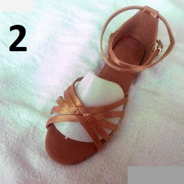 обувки(момиче) за спортни танци,салса,кизомба,танго-сате гр. София - image 8