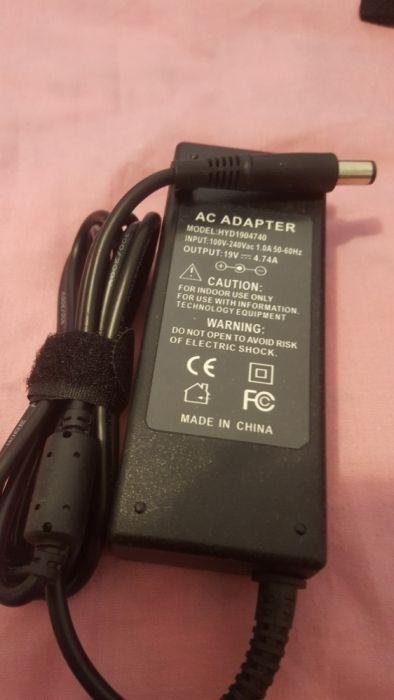 Incarcator alimentator HP 90W 19V/4.74A cu mufa 7.4x5.0 mm cu pin NOU