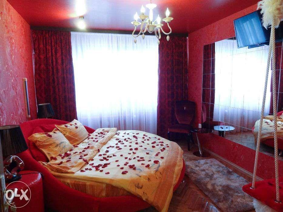 Apartament regim hotelier Amour Rouge