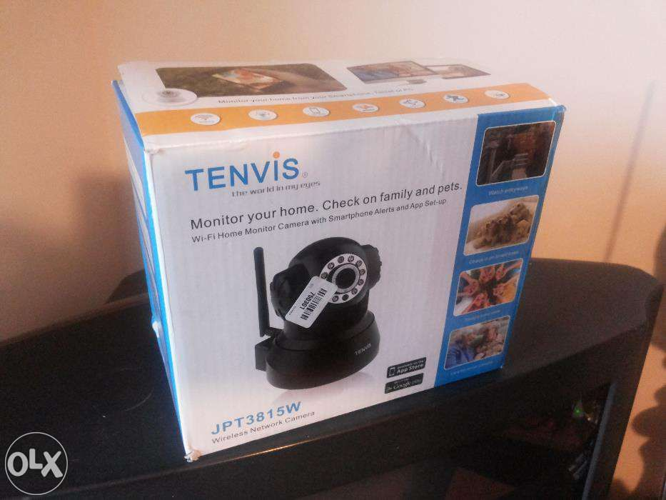 Camera IP wifi TENVIS JPT3815W