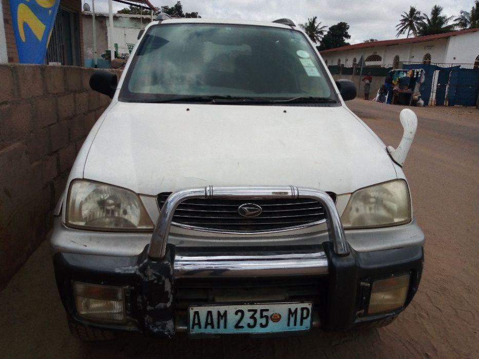 Toyota terios 4×4 automatico