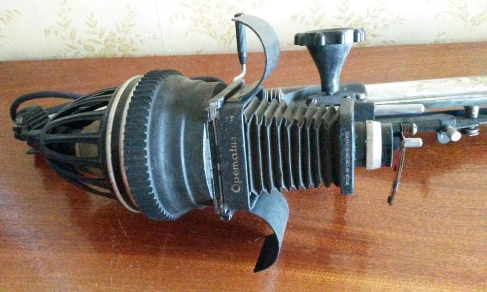 Opematus фотоувеличител, аксесоари за фотолаборатория осветителни тела