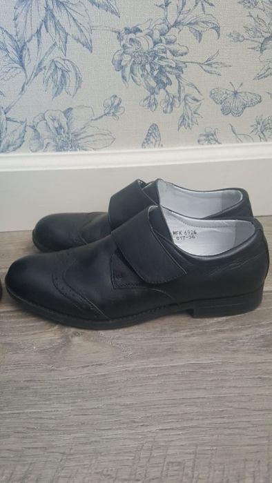 Продам новые кожанные туфли Астана - изображение 1