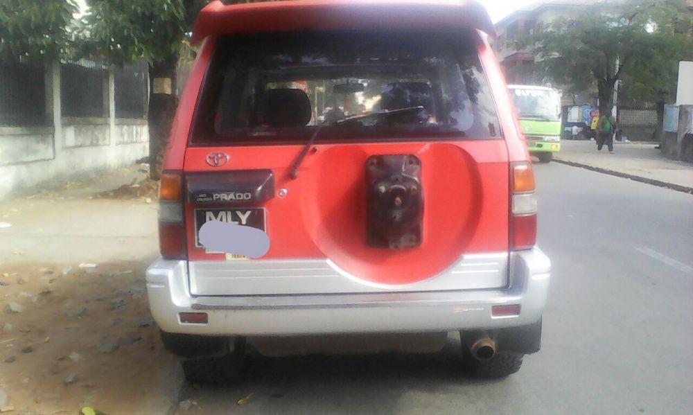 Toyota Hilux Prado Manual 4x4, 3.4 Gasolina...li.3.0