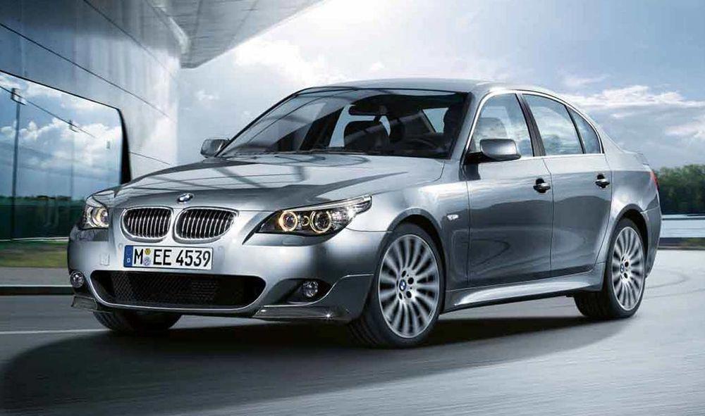 Рециклирана Кормилна рейка BMW E39, E60, E61, F10