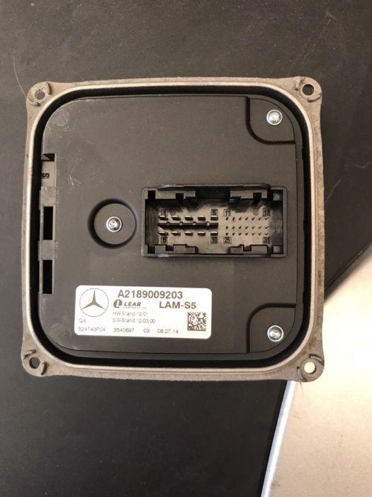 Droser calculator far Mercedes A2189009203 ML W166 CLS W218 SL W231