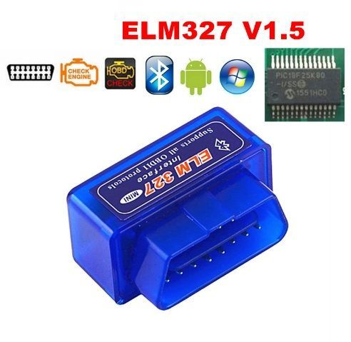 Автосканер ELM327 V1.5 Bluetooth
