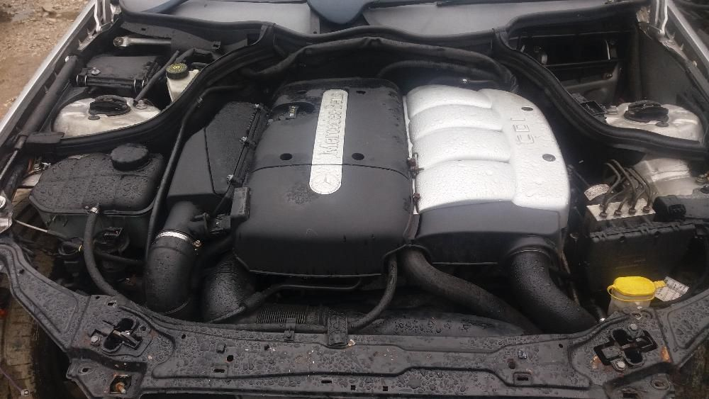 Pompa inalta presiune Mercedes C-Class, E-Class / 2.2CDI