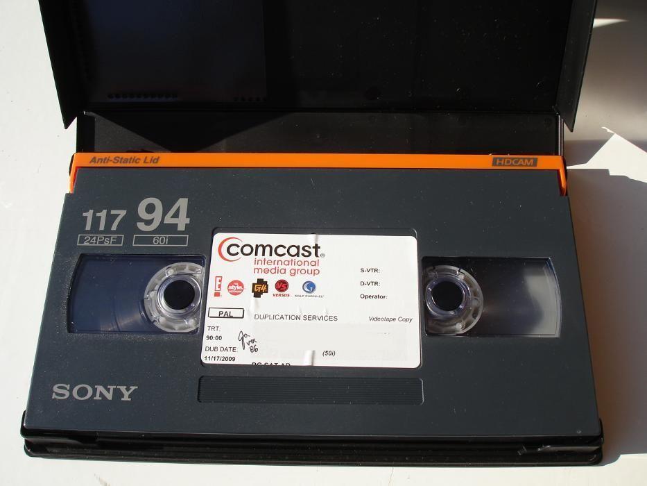 Sony HDCAM - Професионални видеокасети