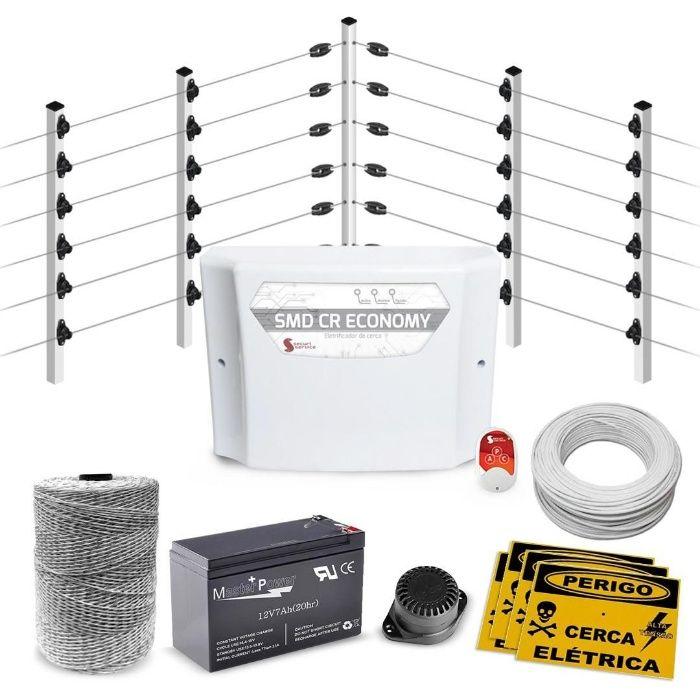Cerca Eletrica - Kit de 20-25 m