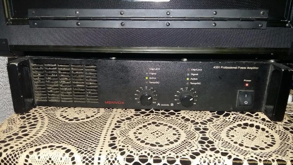 Vand Bloc de putere (amplificator) Menvox 2 X 300 w