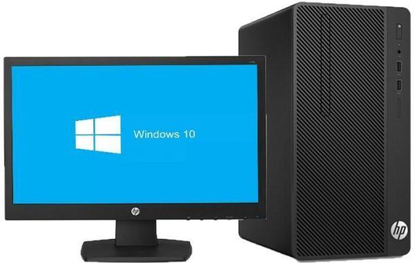 Desktop HP Core I3