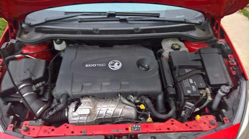 Volanta si ambreiaj Opel astra j insignia 2.0 , 1.7