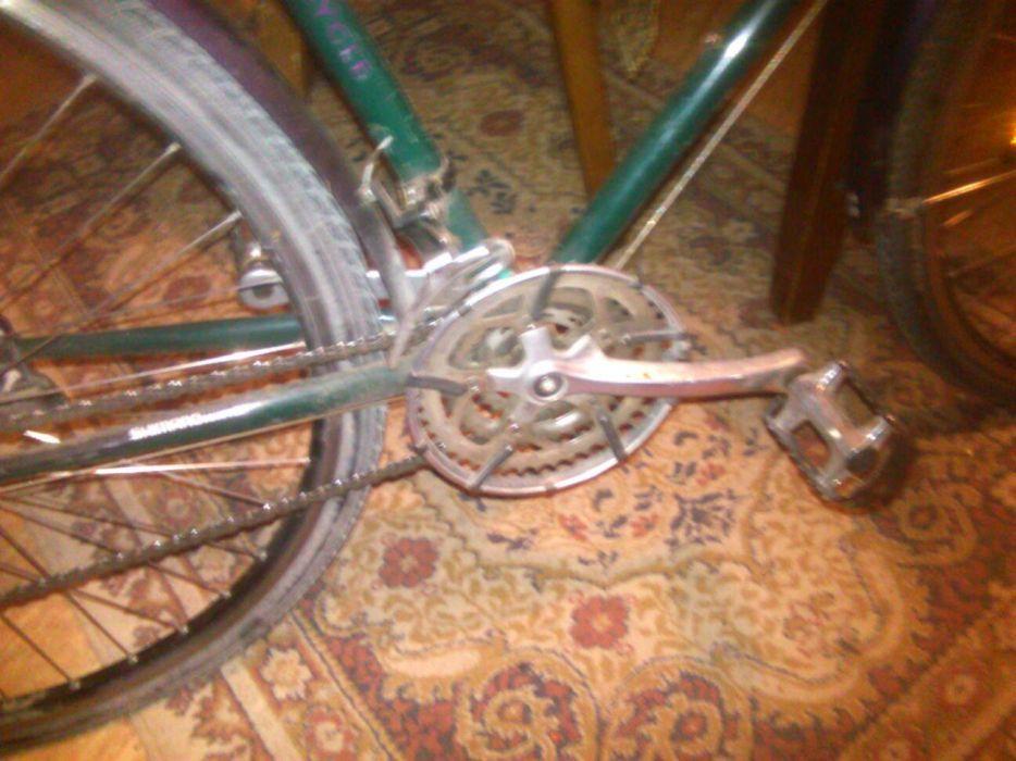 Bicicleta campus voyager,full shimano