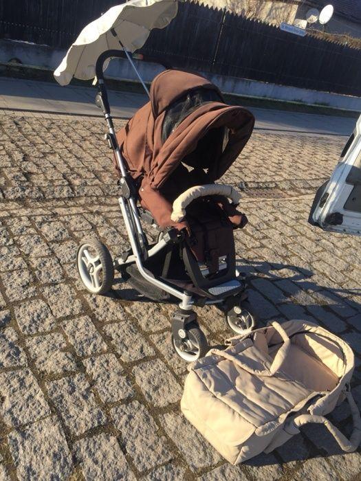 Cărucior bebe pliabil