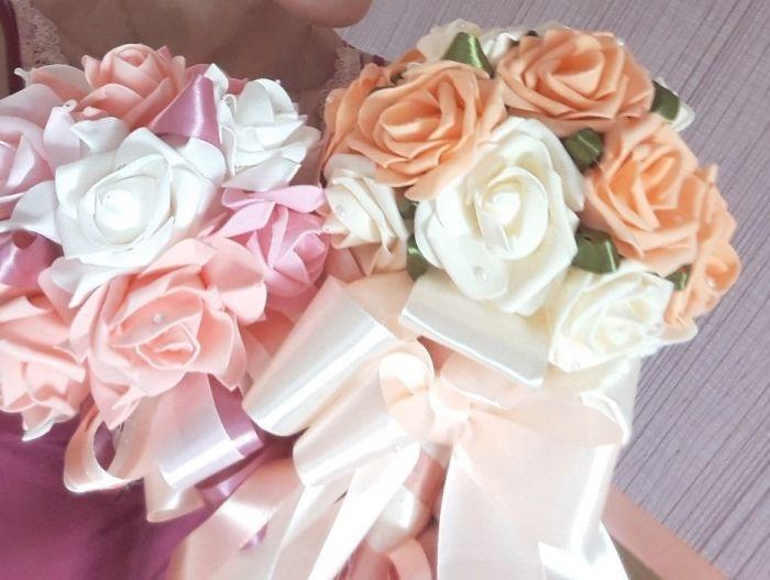 Свадебные Букеты!!!