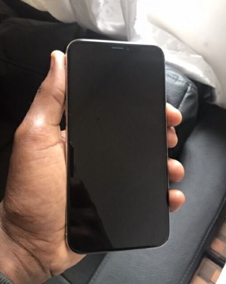 IPhone X Disponivel