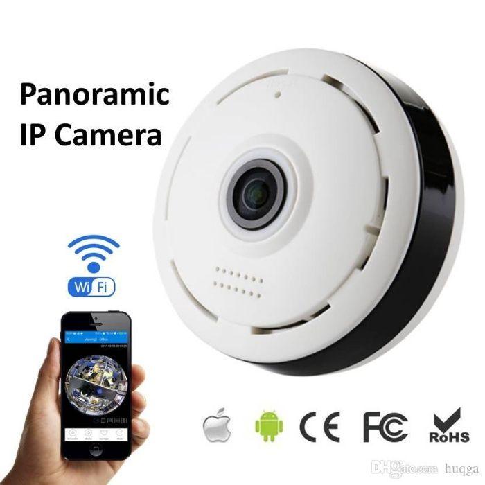 câmara de segurança controlo telefone