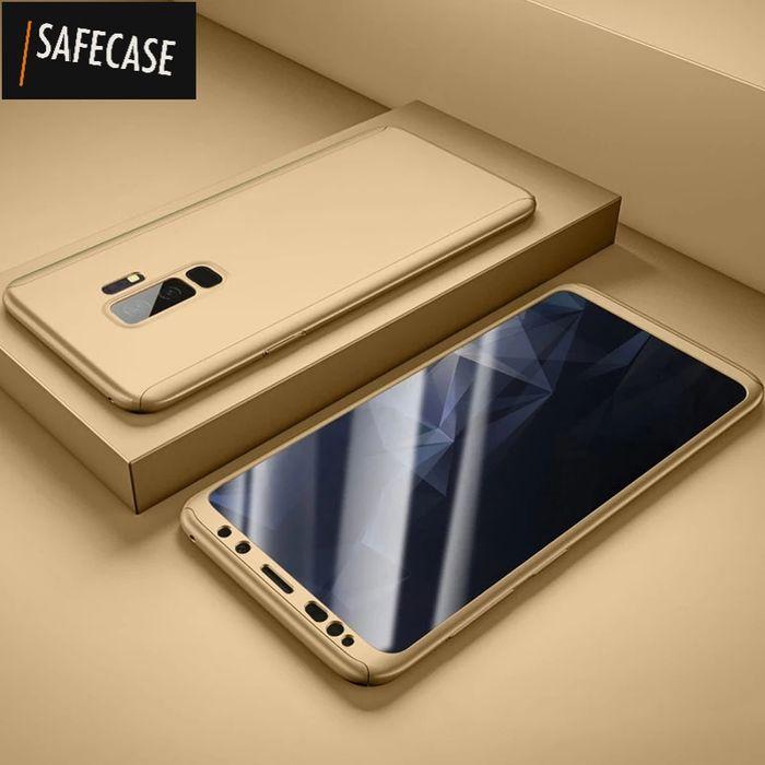 Кейс 360° градуса мат за Samsung Galaxy A6 и A6+ Plus