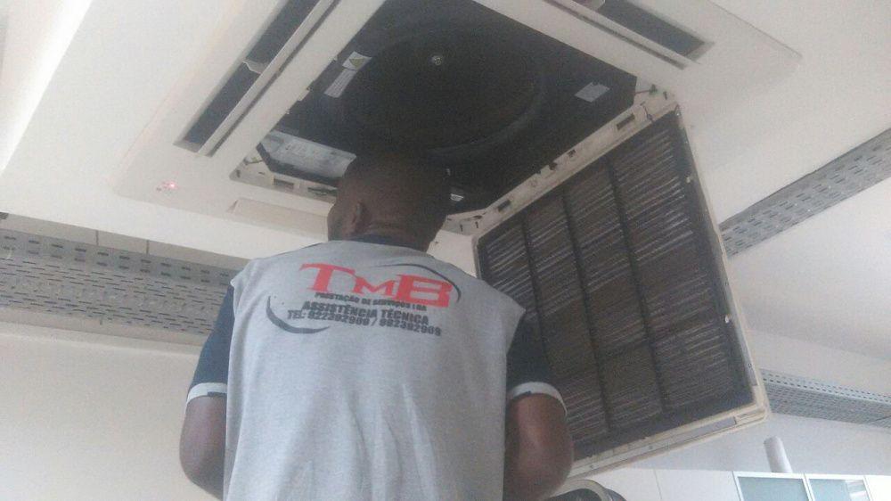 Reparação, Montagem e Manutenção de Todo tipo de Ar condicionado