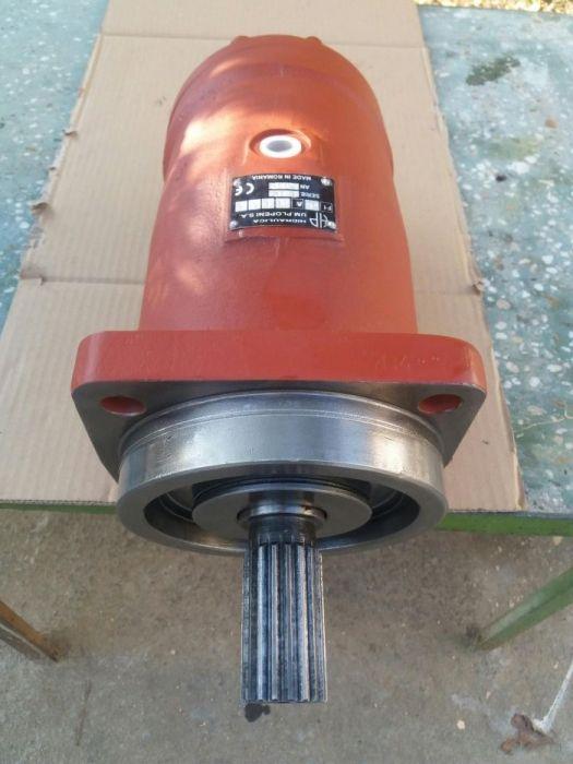 Pompa hidraulica-Hidromotor F 125 la 15°