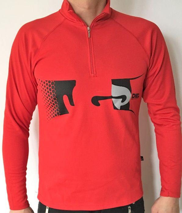 Мъжка Ски Блуза Diel, размер XXL, червена