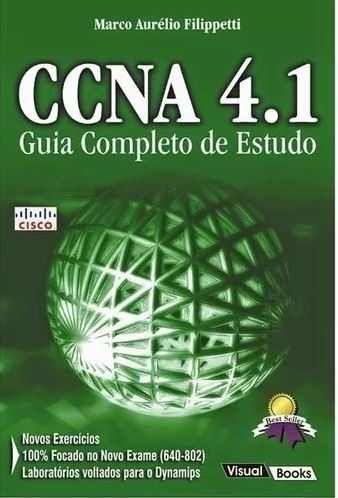 Livro CCNA 4.1 em portugues
