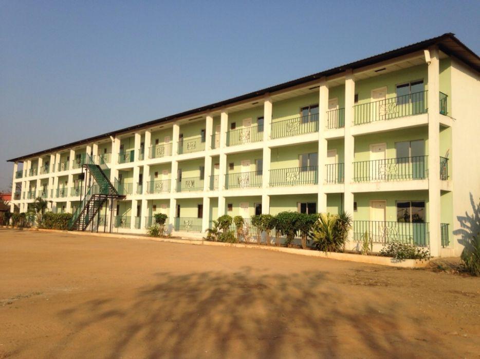 Arrendo edifício com 25 apartamentos T0 não mobiliado