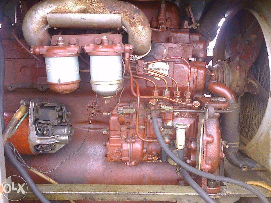 motor tractor U 650 NOU