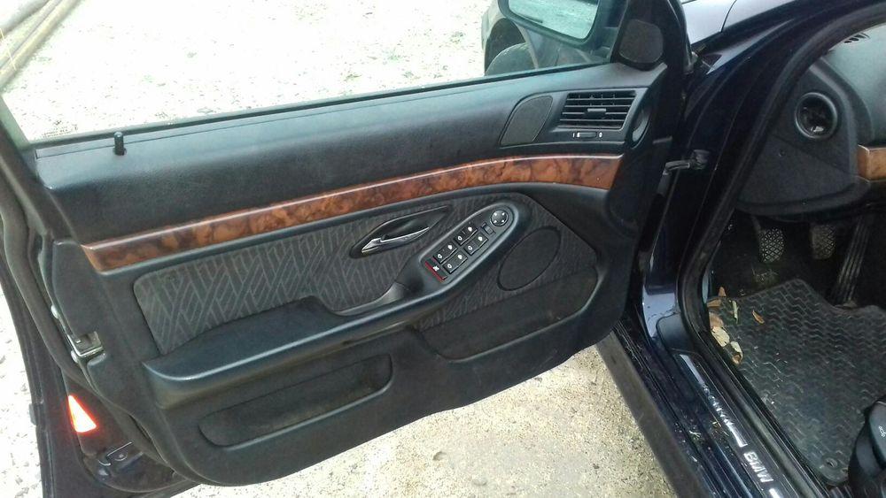 -=НА ЧАСТИ=- BMW 525 tds Бмв Е39 525 ТДС 1999 ръчка комби с. Равда - image 4