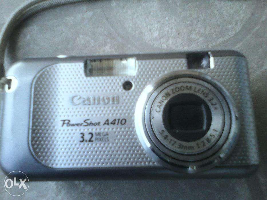 camera digitala Canon A410