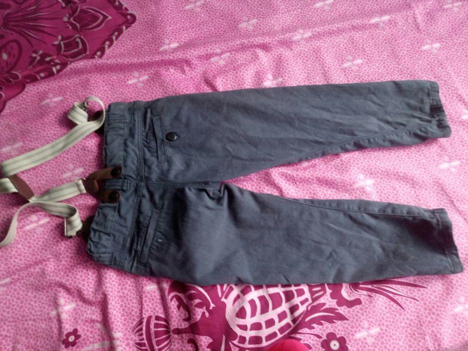 ПРОМОЦИЯ!!! 2 чифта Панталони за 3-4 годишно момченце