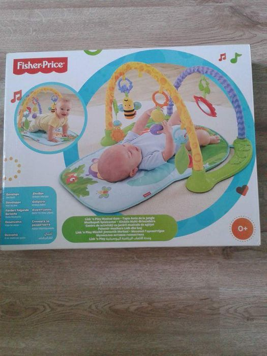 Активна гимнастика Pfisher price