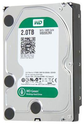 Vendo discos 2TB HD Western Digital 64MB SATA III, 7200 RPM