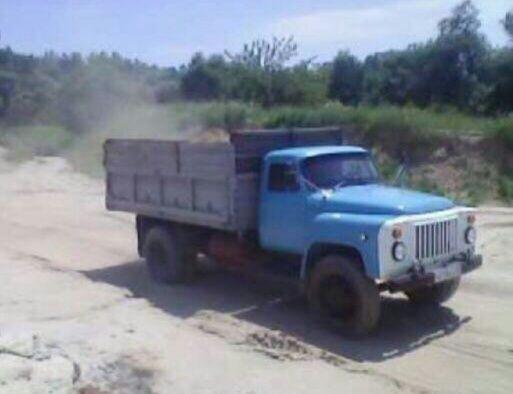 Услуги ГАЗ 53