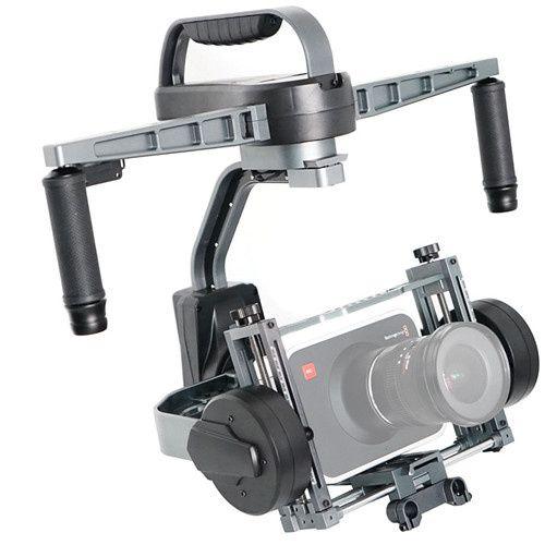 CAME-TV CAME-8000 Estabilizador de Gimbal Motorizado de 3 Eixos
