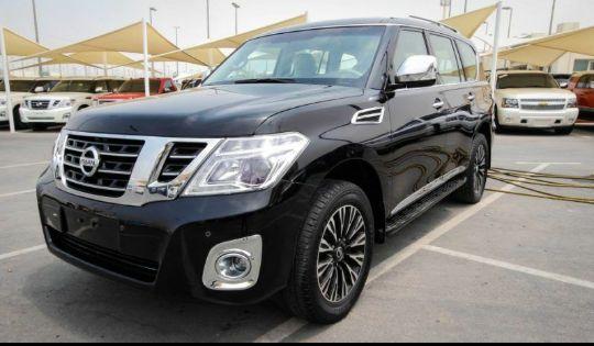 Nissan patrol nova em promoção