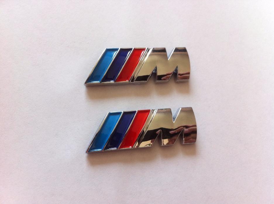 Emblema BMW M aripa ABS model nou