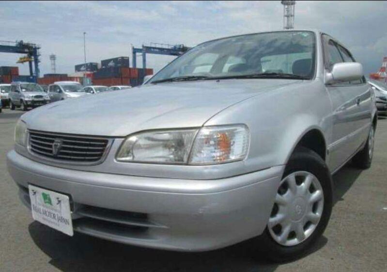 Toyota Corolla a venda