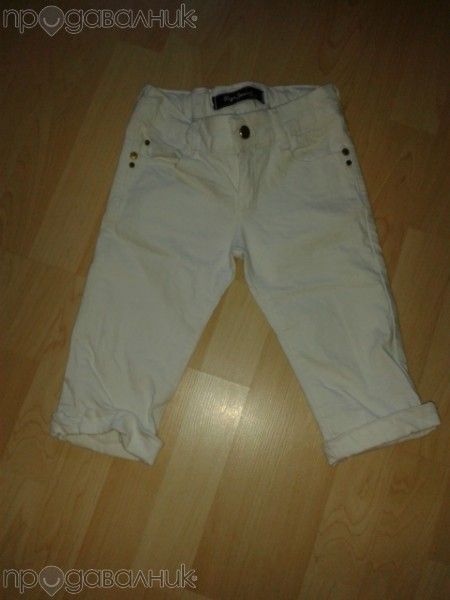 дънкови панталонки pepe geans