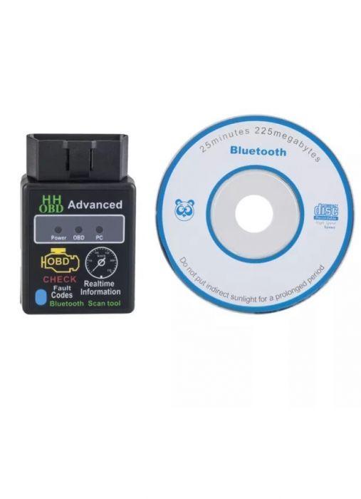 OBD2 ELM Diagnoza Auto Bluetooth (NEW 2018) Premium (Tester auto) V2.1