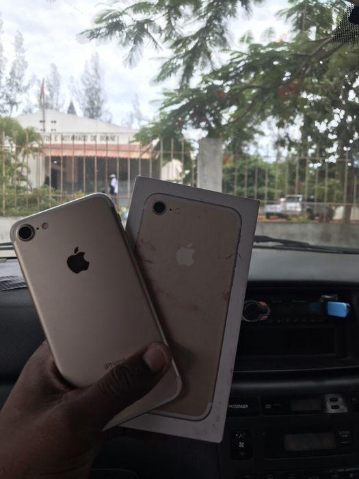 Iphone 7 128 gb com caixa súper clean legal e com garantia