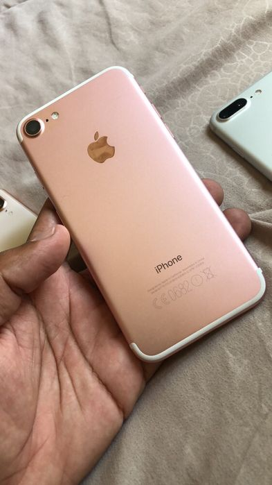 iphone 7 32gb rose gold clean