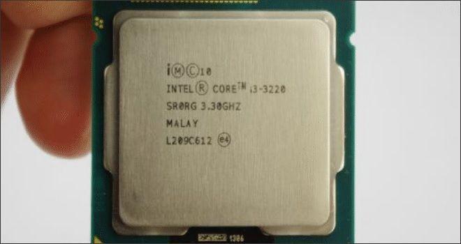 Продам процессор Core i3 3220