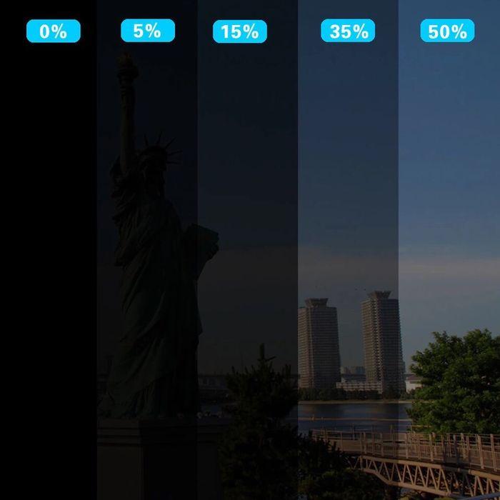 Американско фолио 0/15/35/50/75% за прозорци стъкла коли bmw audi и др