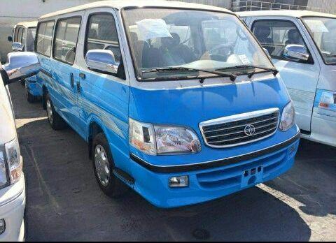 Toyota haice jimbei