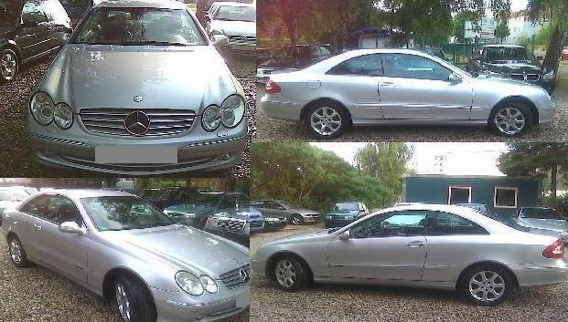 Mercedes CLK 270cdi/320cdi 2003 на части