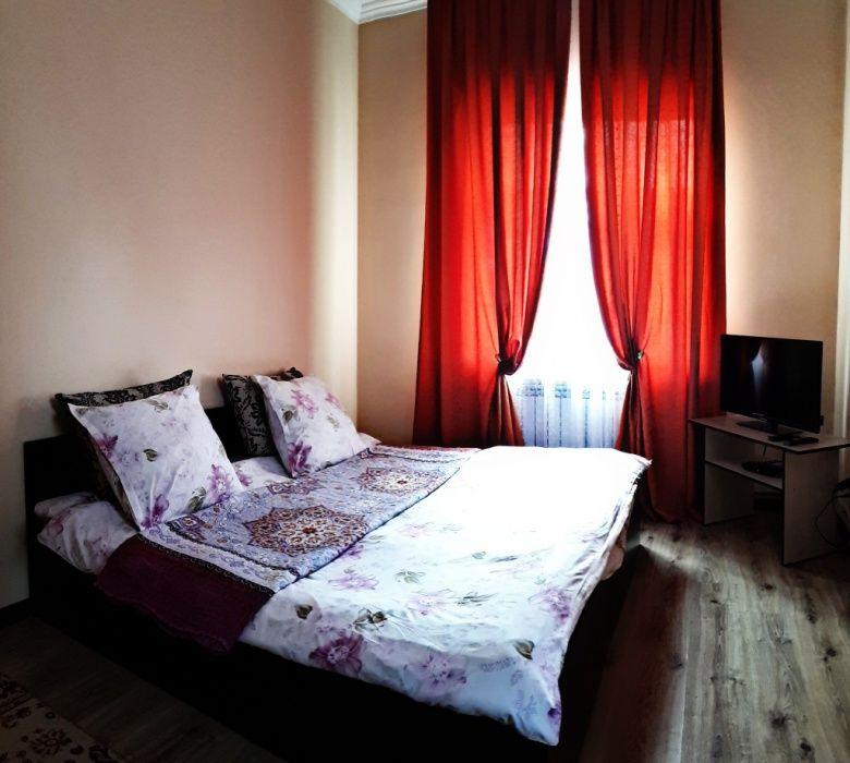 Посуточная теплая квартира