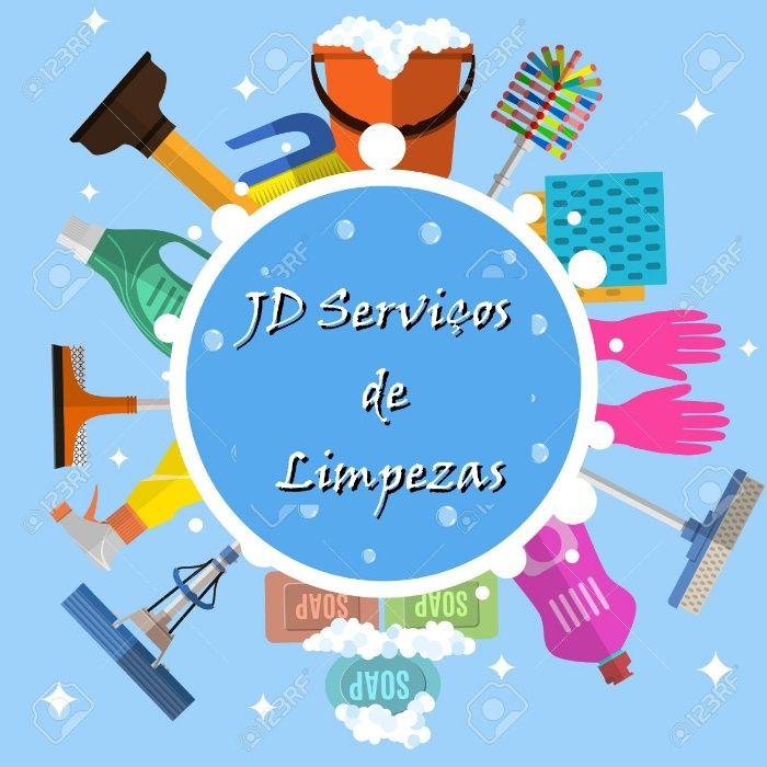 JD Serviços de Limpeza